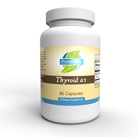 Thyroid 65mg (90 Capsules)